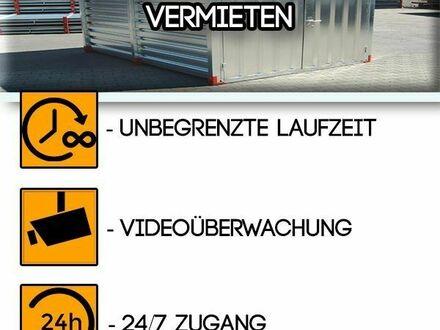 Lagerraum / Stellplätze / Lagercontainer
