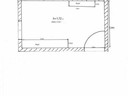 Lager/Kellerraum zu vermieten