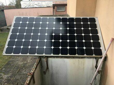 Solarinselanlage Photovoltaik Schrebergarten Freizeitgrundstück