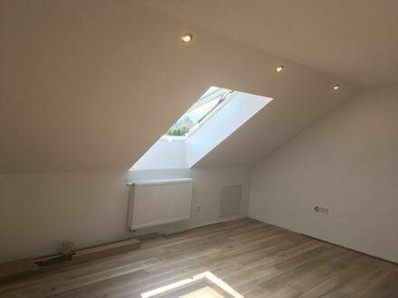 3 Zimmer Dachgeschosswohnung in Aindling