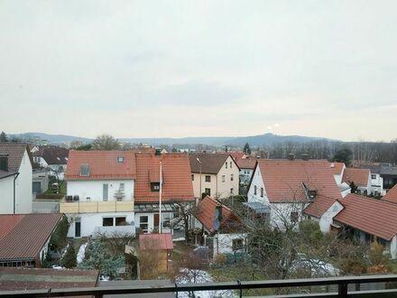 3 Zi-DG-Wohnung - Neumarkt - mit Westbalkon