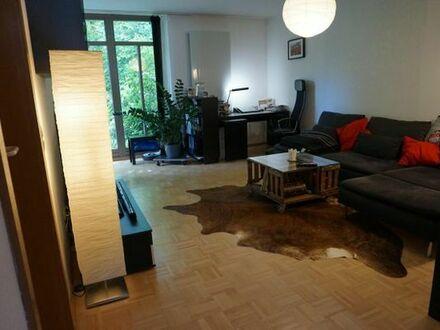Wunderschöne helle und ruhige 2-Zimmer Wohnung mit eigener Terasse in der Innstadt