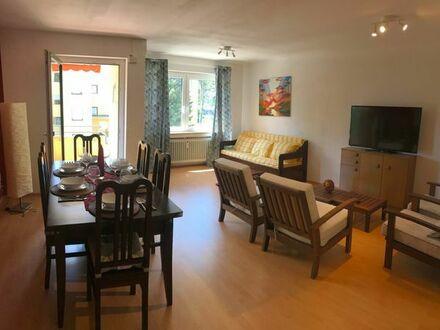 Möblierte 2-Zimmer Wohnung