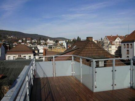 Wohnen mitten in der Stadt in 100qm-Wohnung mit Terrasse, Neustadt a.d. Weinstraße