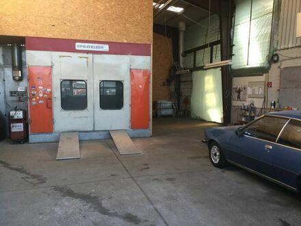 Auto Lackiererei incl Ausstattung