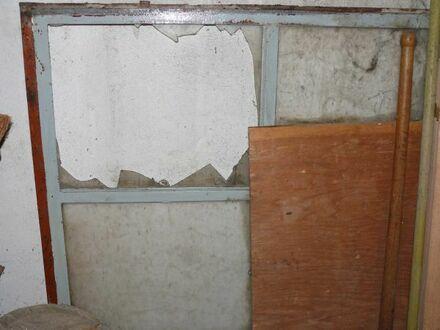 2 Fenster Gewächshaus, Frühbeet, Fensterrahmen Stahl, 9 Kassetten, Retro, Scheune, etc.