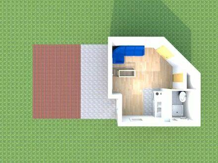 Nachmieterin gesucht für 1-Zimmer-Wohnung in Kirchheim-Ötlingen (03)