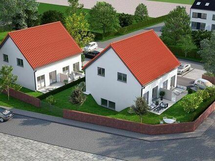 4 Doppelhaushälften in Top-Lage inkl. Grundstück