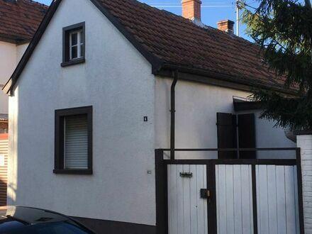 Verkauf von kleinem Haus mit Garten in LU