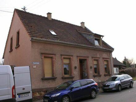 Haus in Altleiningen bei Grünstadt 140qm, 5 Zimmer, 2 Küchen, 2 Bäder, Garage, kleiner Garten