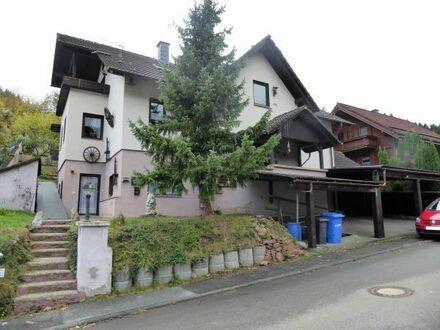 Zweifamilienhaus mit viel Platz für Kinder zum super Preis, Nähe Eberbach