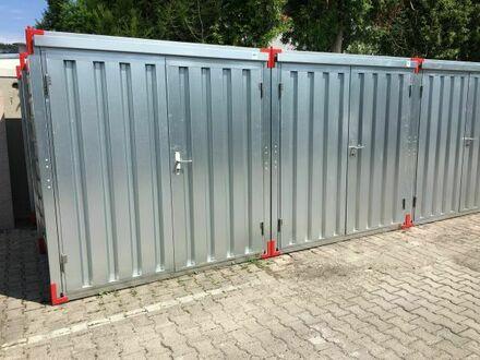 Lagerraum in Heidelberg - Garage - Lagerbox - Container - Lager - Lagercontainer - Keller