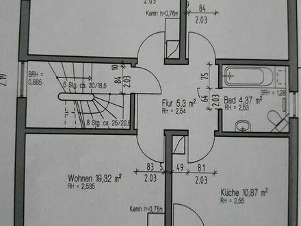 Bezugsfertige, neu renovierte 3 Zimmer Wohnung in Mannheim- Seckenheim in sehr ruhiger Lage