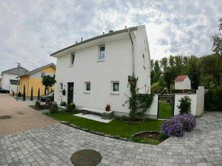 Schönes, geräumiges freistehendes Einfamilienhaus in Rhein-Pfalz-Kreis, Hanhofen