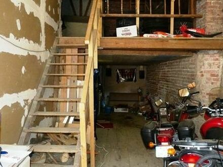 Trossingen Lagerplatz, Garage, große Scheune