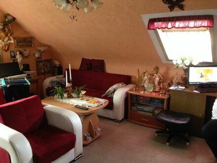 Preiswerte, sanierte 3-Zimmer-DG-Wohnung in Hagenbach