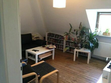Schön gelegene 2 Zimmer Wohnung ab dem 01.10.2019 zu vermieten
