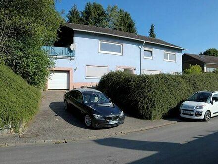Freistehendes 1-2 Familienhaus - 66909 Henschtal