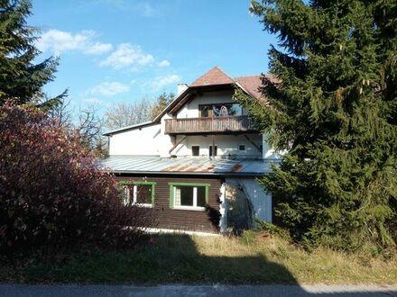 WG-Haus in Bärnkopf (Niederösterreich)
