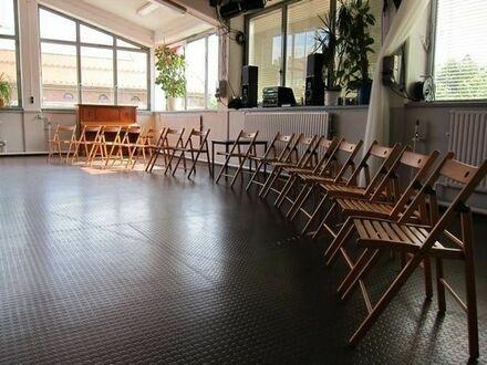 Studio / Seminarraum / Übungsraum / Trainingsraum an der Isar in München zu vermieten