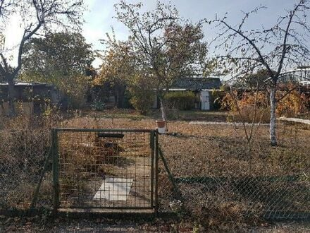 Gartengrundstück mit Haus zu verkaufen!!!!