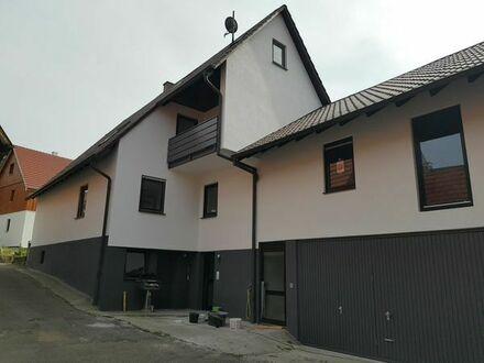 Erstbezug 4 1/2 Zimmer Wohnung mit Balkon in Neulingen Nussbaum nach Sanierung