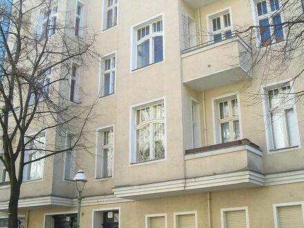 1-Zimmer-EG-Wohnung in Moabit