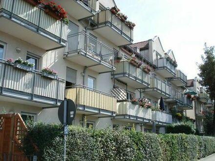 2 Zi-Wohng im Grünen, EG, Terasse + Garten, Tiefgarage, Leipzig-Leutzsch, ohne Maklerprovision