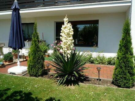 2 Zi. mit Terrasse und großen Garten ab 1.6.