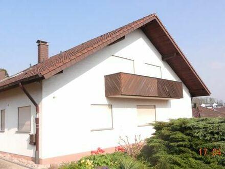 2-Fam. Haus, barrierefrei Ein - Zweifamilienhaus maklerfrei von Priv. Generationenhaus