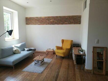Helle, geräumige, frisch renovierte Wohnung mit 2 Badezimmern, WG geeignet
