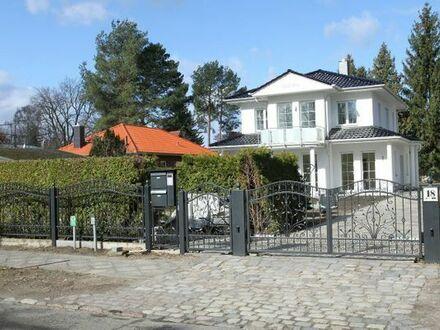 Enfamilienhaus ruhig gelegen in Berlin-Rauchfangswerder