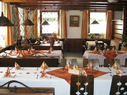 Verpachtung :Speisenrestaurant mit Partyservice & Wohnung