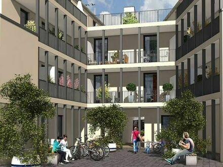 Charmante 3-Zimmer-Wohnung mit Gäste-Bad und Loggia