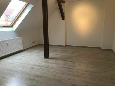 Neu Sanierte 1 Raum Dachgeschoss Wohnung