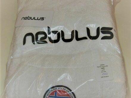 Nebulus Saunakilt Damen Wrap, Herren Wrap, weiß, one size, NEU