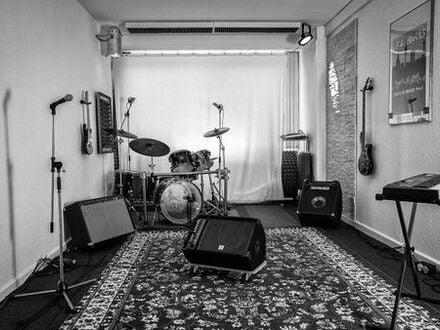 Proberaum Practiceroom per/ h