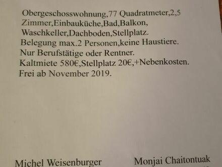 Wohnung zu vermieten in Neuburg