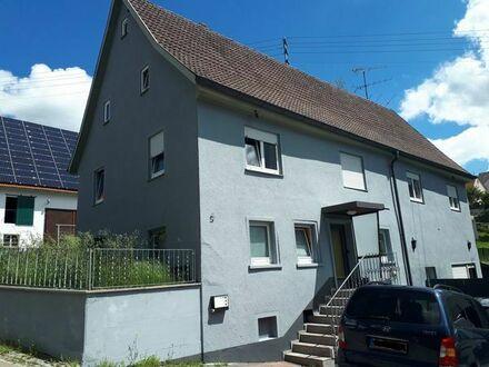 Freistehendes Einfamilienhaus mit Einliegerwohnung in Irndorf