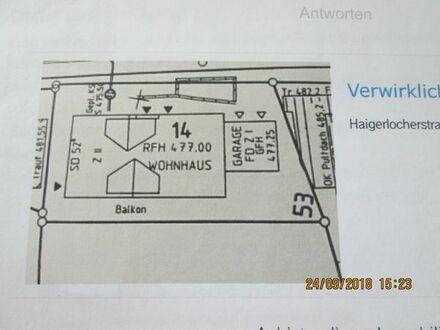 Baugrundstück in Haigerloch-Hart