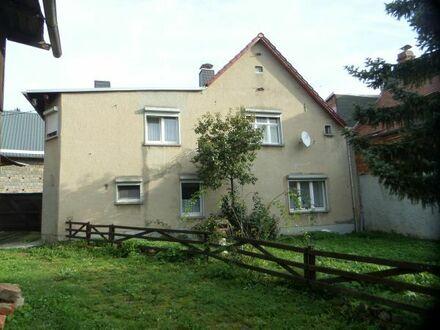 Wohnhaus mit Nebengelass in 06543 Stangerode