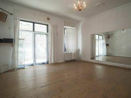 Raum für alles, Proben, Tanz, Gesang, Yoga.12 Eur/Stunde