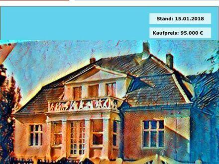 VILLA LETSCHIN Sanierungsobjekt Herrenhaus + Baugrundstück in 15324 Letschin Brandenburg Oderbruch