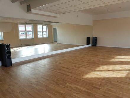 Tanzstudio und Yogaraum Vermietung