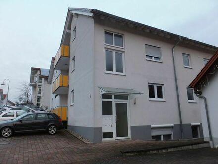 Schöne und helle 2-Zimmer-Untergeschosswohnung in Ubstadt zu vermieten