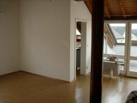 2-Zimmer-Galerie-DG-Wohnung
