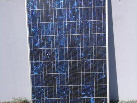 1x160 Wp Solarmodule BP. Polykristallin. Solar. Solarmodule.