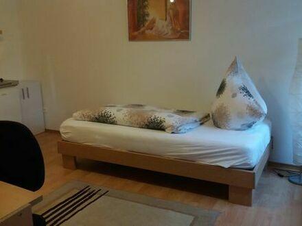 Möbiliertes Zimmer tageweise oder wochenweise zu vermieten