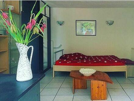 Ruhige 1-Zimmer Wohnung Barriere frei ab 01.06.