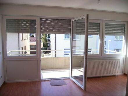 1-Zi-Wohnung 36m2 Wendlingen-MITTE inkl. Stellplatz, Balkon, TL-Bad und Keller